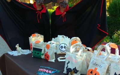Halloween Bags – Fundraising during Covid-19